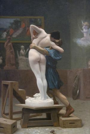 Pygmalion and Galatea