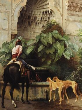 Return to Hunting by Jean Leon Gerome