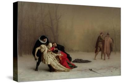 The Duel after the Masquerade, 1857-59 by Jean Leon Gerome