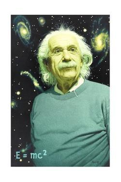 Einstein's Theory of Relativity Revolutionized Astronomy by Jean-Leon Huens