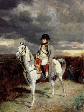 1814, 1862 by Jean-Louis Ernest Meissonier