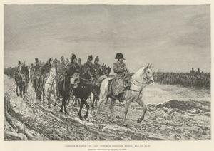 Campagne De France, or 1814, Recently Sold for £34,000 by Jean-Louis Ernest Meissonier
