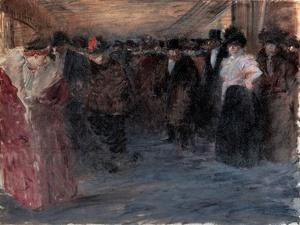 Music Hall, 1890S by Jean Louis Forain
