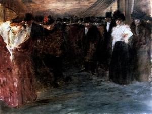Music-Hall, 1895-1896 by Jean Louis Forain