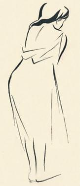 Study in Line, C1898 by Jean Louis Forain