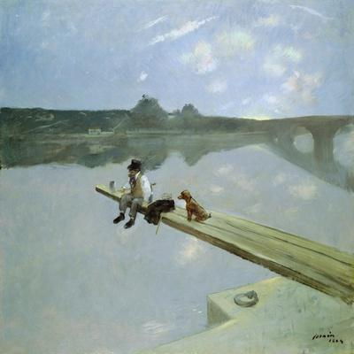 The Fisherman, 1884