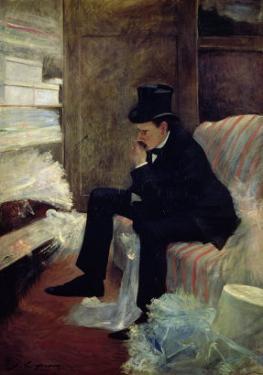The Widower by Jean Louis Forain