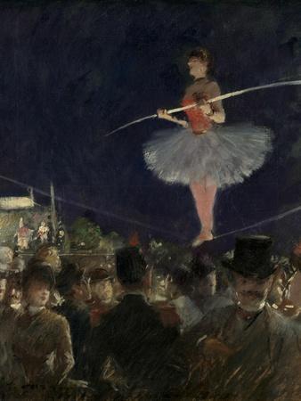 Tight-Rope Walker, C.1885