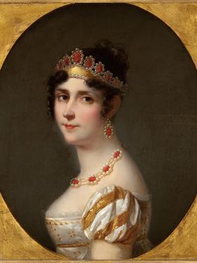 Portrait of Empress Josephine by Jean Louis Victor Viger du Vigneau