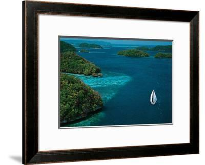 Sailing Palau