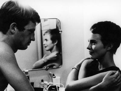 Film: Breathless, 1960 by Jean-Luc Godard