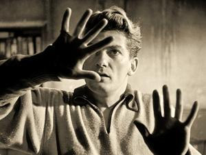 Jean Marais Playing the Part of Orpheus, 1950