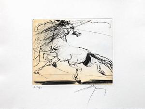 Suite Equestre III by Jean-marie Guiny