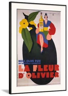 La Fleur d'Olivier by Jean Mercier