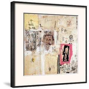 Big Shoes 2 by Jean-Michel Basquiat