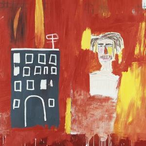 Hallop by Jean-Michel Basquiat