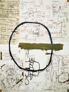Jesse by Jean-Michel Basquiat