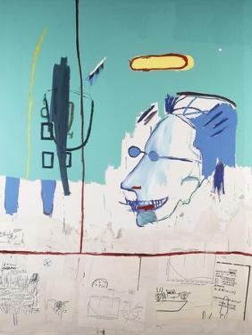 LF by Jean-Michel Basquiat
