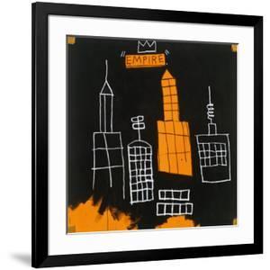 Mecca, 1982, by Jean-Michel Basquiat