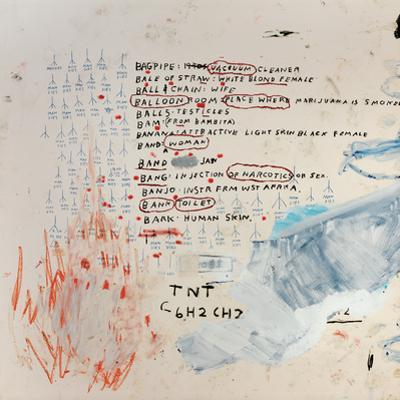 Neu by Jean-Michel Basquiat