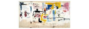Per Capita, 1981 by Jean-Michel Basquiat