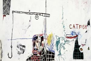 Revised Undiscovered Genius of the Mississippi Delta by Jean-Michel Basquiat