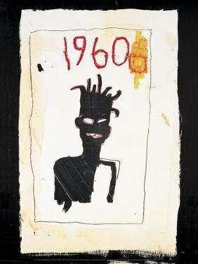 Untitle (1960) by Jean-Michel Basquiat