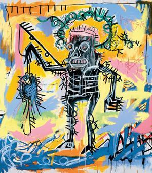 Untitled, 1981 by Jean-Michel Basquiat