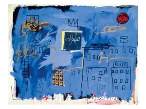 Untitled, 1981 by Jean-Michel Basquiat