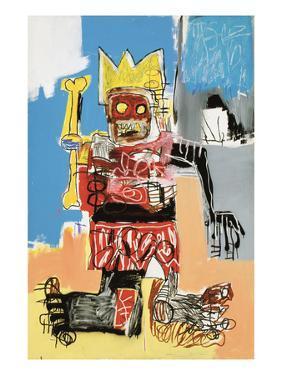 Untitled, 1982 by Jean-Michel Basquiat