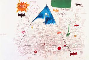 Untitled, 1986 by Jean-Michel Basquiat