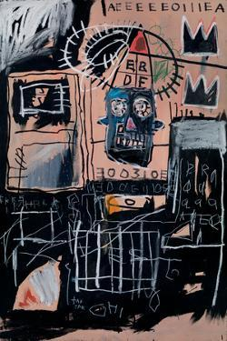 Untitled (Loans) by Jean-Michel Basquiat