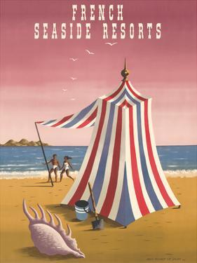 French Seaside Resorts by Jean Picart le Doux