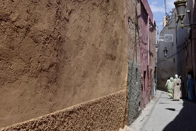 Medina, Marrakesh, Morocco, North Africa, Africa