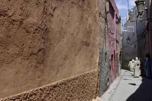 Medina, Marrakesh, Morocco, North Africa, Africa by Jean-Pierre De Mann