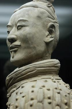 Terracotta Army, Guarded the First Emperor of China, Qin Shi Huangdi's Tomb by Jean-Pierre De Mann