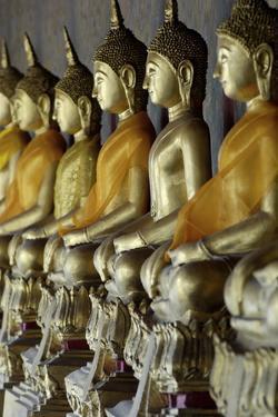 Wat Arun (Temple of the Dawn), Bangkok, Thailand, Southeast Asia, Asia by Jean-Pierre De Mann