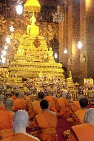 Wat Phra Chetuphon (Wat Pho) (Wat Po)