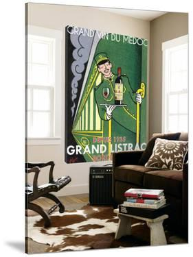 Grand Listrac Express by Jean Pierre Got