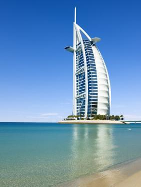 Burj Al Arab Hotel by Jean-pierre Lescourret