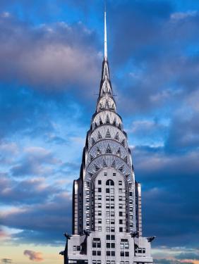 Chrysler Building by Jean-pierre Lescourret