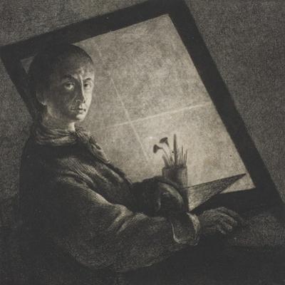 Self Portrait, C.1778