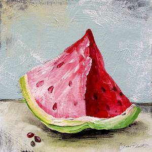 Abstract Kitchen Fruit 3 by Jean Plout