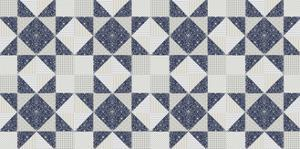 Blue Star Quilt 1 by Jean Plout
