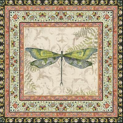 Bohemian Dragonfly-B