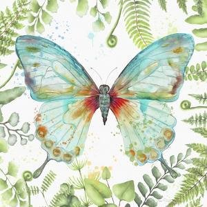 Botanical Butterfly Beauty 2 by Jean Plout