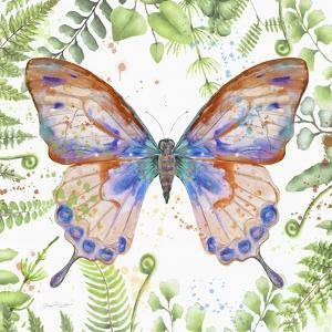 Botanical Butterfly Beauty 5 by Jean Plout