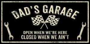 Garage Sign Collection-B by Jean Plout