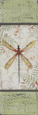 JP2563-Vintage Butterfly by Jean Plout