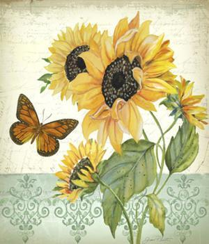 JP3806-Summertime Botanicals by Jean Plout